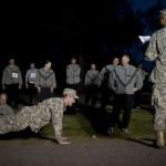 push-up test